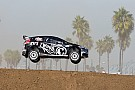 Global Rallycross Riding shotgun with a Global Rallycross ace
