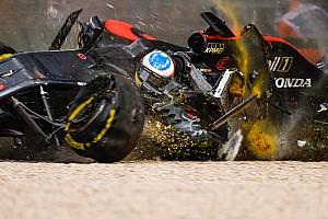 FIA simulated Alonso's Australian GP crash with halo