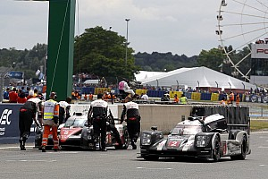 Le Mans Breaking news Toyota reveals reason for last-lap Le Mans defeat