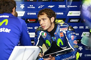 "MotoGP Breaking news Rossi admits he was ""very slow"" after bike switch"