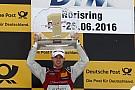 DTM Norisring DTM: Mortara wins as Ekstrom crashes into leading Mercs