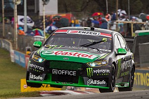 Supercars Analysis Words with Cam Waters: Winton gets a grip