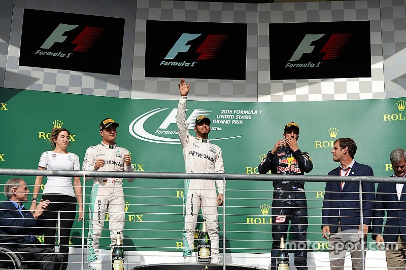 Analysis: Putting F1's TV ratings decline in context