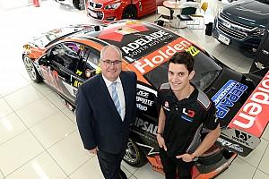 Supercars Breaking news Percat to run Clipsal 500-backed car at Bathurst