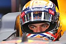 Formula 1 Verstappen all clear following garage collapse