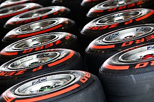 Formula 1 Breaking news Pirelli reveals Italian GP tyre selections