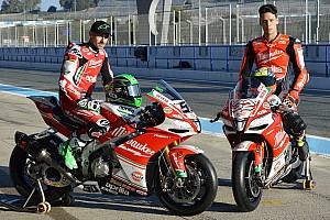 Superbikes Nieuws Aprilia toont motor en rijders voor komend WK Superbike-seizoen