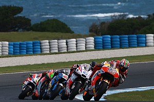 MotoGP Breaking news Hayden won't 'give Miller a kiss' after Phillip Island clash