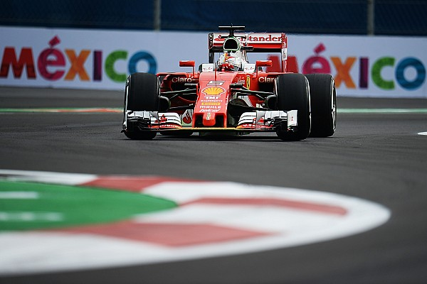 Formula 1 Practice report Mexican GP: Vettel beats Hamilton by 0.004s in second practice