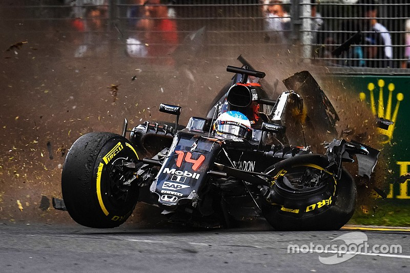 Alonso gets new engine for Bahrain GP