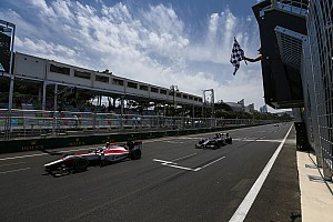 GP2 Special feature Sergey Sirotkin: Making the most of Baku havoc