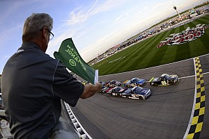 NASCAR Truck Breaking news NASCAR admits they made a mistake in Truck race on restart call