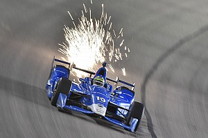 IndyCar Breaking news IndyCar reduces in-season testing for 2017