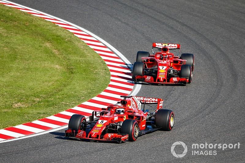 Vettel penalizzato di tre posizioni sulla griglia del GP degli Stati Uniti!