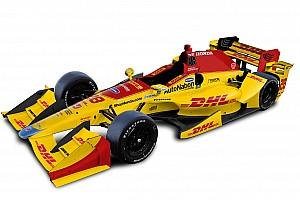 IndyCar Breaking news Andretti reveals unified theme for 2016 IndyCar liveries