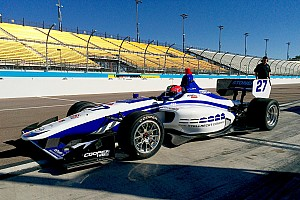 Indy Lights Breaking news Andretti signs Stoneman for Indy Lights
