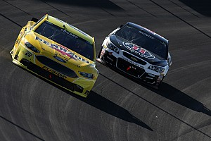 NASCAR Sprint Cup Interview Blue Oval boss Pericak insists Harvick