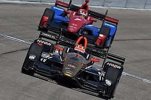 IndyCar Breaking news Schmidt considers three-car entry, endorses Honda