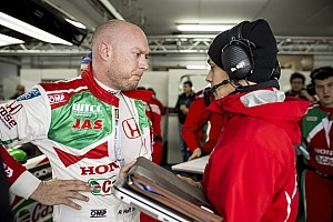 WTCC Breaking news Huff demoted to back of the grid for first Nurburgring race