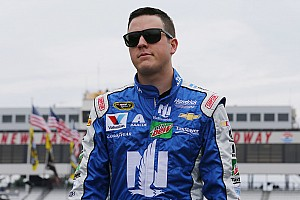 NASCAR Sprint Cup Interview Bowman on his future: