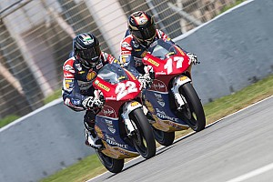 Other bike Race report Zhuhai Asia Talent Cup: Yanseen continues points run