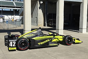 IndyCar Breaking news Kimball to run #42 at Indy in honor of new diabetes control drug