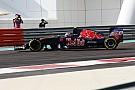 Sainz says Toro Rosso's weekend