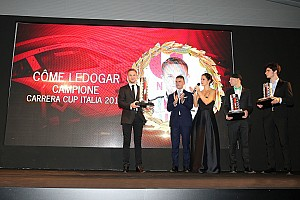 Carrera Cup Italia Ultime notizie Carrera Cup Night: premiati a Imola i campioni nel decennale