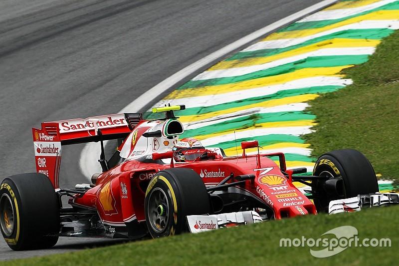 Raikkonen says lap to secure P3 was