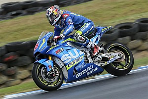 MotoGP Testing report Vinales fastest on Day 2 at Phillip Island