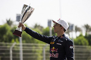 GP2 Race report Abu Dhabi GP2: Gasly crowned champion as Lynn wins final race
