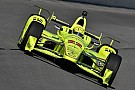 "IndyCar Pagenaud's points lead slashed due to ""weird"" accident"