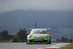 Carrera Cup Italia Qualifiche Pole per Mattia Drudi nel primo turno ufficiale del Mugello