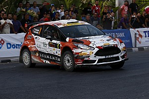 ERC Prova speciale Cipro, PS11-12: Lukyanuk vola, Griebel respinge Sirmacis