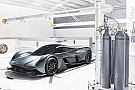 Automotive Aston Martin unveils Newey-designed AM-RB 001 hyper-car