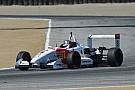 USF2000 Franzoni wins race, Martin takes the title