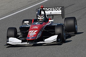 Indy Lights Breaking news Blackstock switches to Belardi for third Lights season