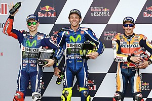 MotoGP Qualifying report Jerez MotoGP: Rossi snatches stunning pole in Spain