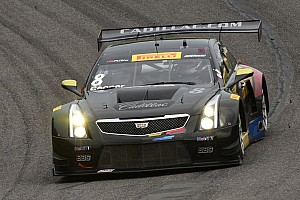 PWC Practice report GT rookie Michael Cooper paces World Challenge action Friday at Barber Motorsports Park