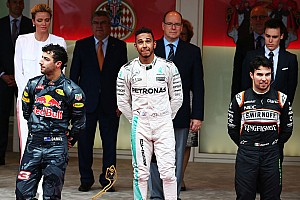 Formula 1 Race report Monaco GP: Hamilton wins, Ricciardo robbed by pitstop disaster