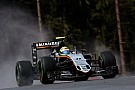 Formula 1 A solid Friday practice for Sahara Force India in Austria