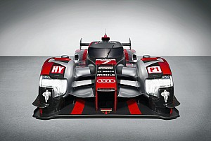 WEC Special feature Video: Audi reveals details of new Audi R18 WEC challenger