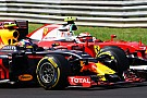 Verstappen: Complaints won't make me stop racing hard