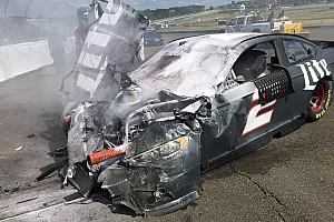 NASCAR Sprint Cup Breaking news Brad Keselowski: Only so many hits like his