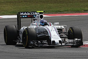 Formula 1 Qualifying report Bottas will start second on the grid with Massa in fourth for the Russian GP