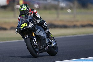 """MotoGP Interview Crutchlow: """"Factory teams aren't all they're cracked up to be"""""""