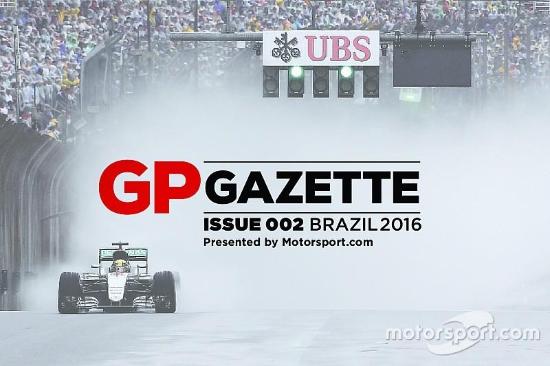 Brazilian GP: Issue #2 of GP Gazette now online