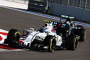 Formula 1 Race report Bottas finished fourth and Massa fifth in today's Russian GP