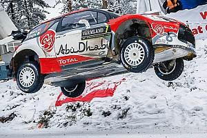 WRC Leg report Kris Meeke puts on a show!