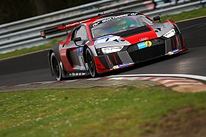Endurance Qualifying report Audi prevails in first qualifying sessions at the Nordschleife